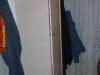 Closet and coat rack