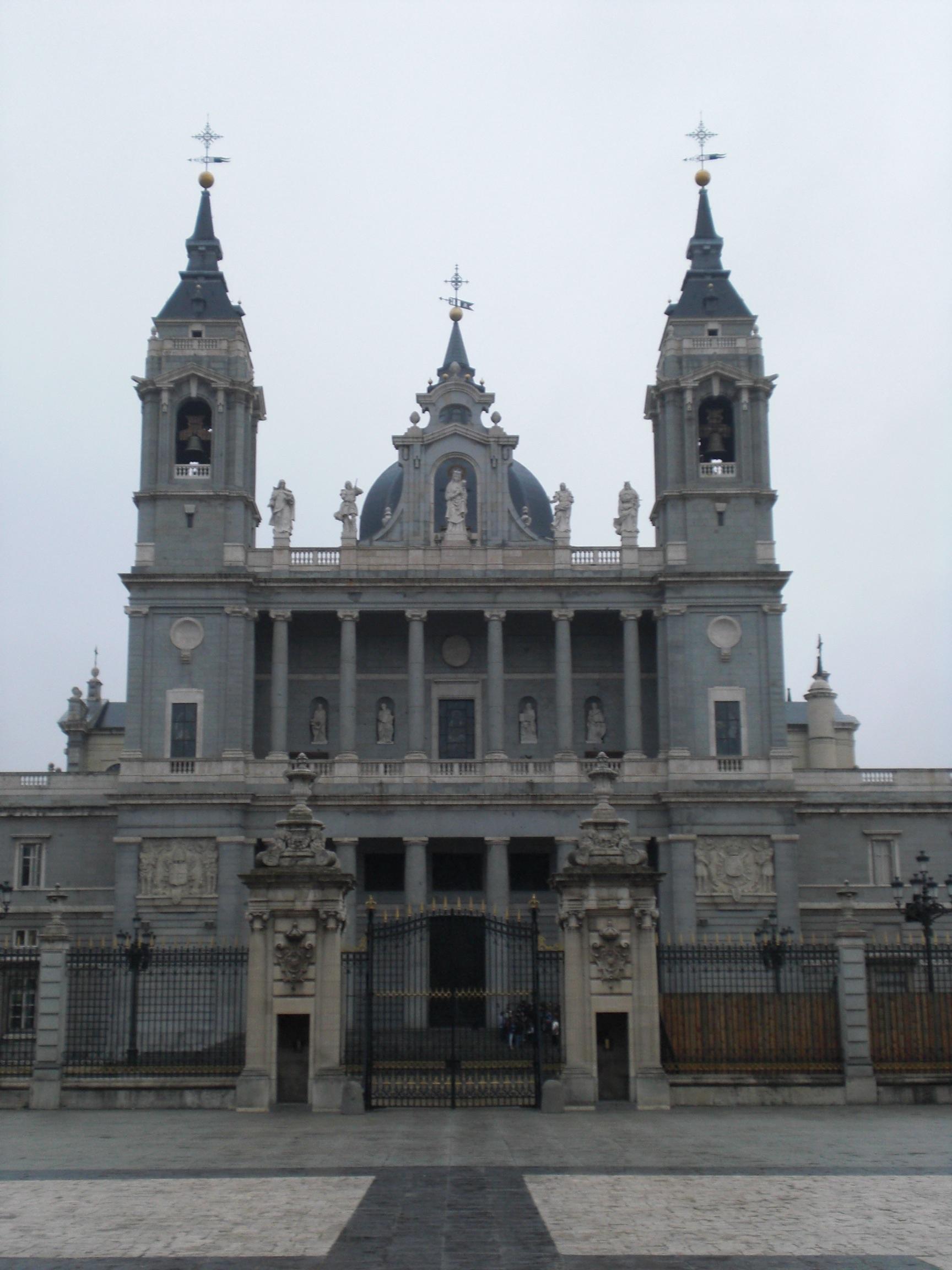 La catedral de Espana