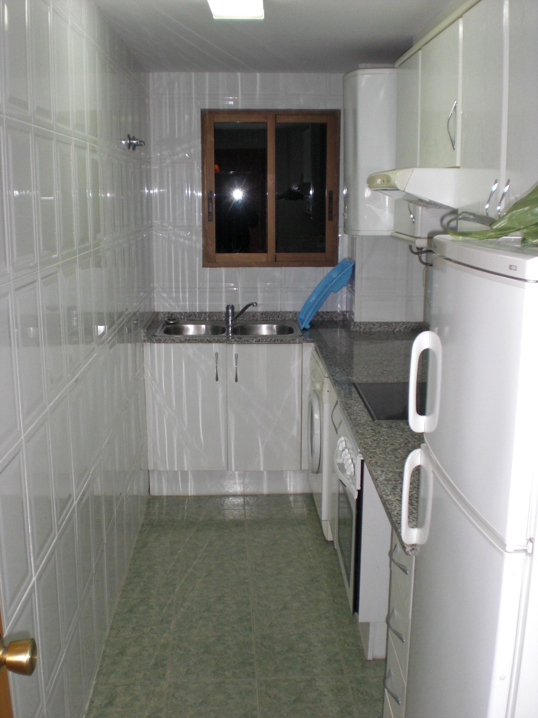 The Hallway kitchen